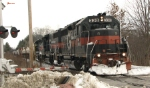 Guilford train RUED