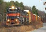 Guilford/PanAm Train RURJ