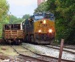 CSX/PanAm Train POSE