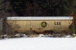 """CSX #265105 """"CSXT Grain Express"""""""