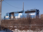 NS Ballast Train