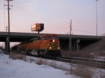 BNSF 9983