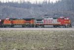 BNSF 519/BNSF 577