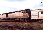 Amtrak 287 on this NB Vermonter