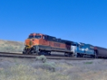 BNSF H1 on the point