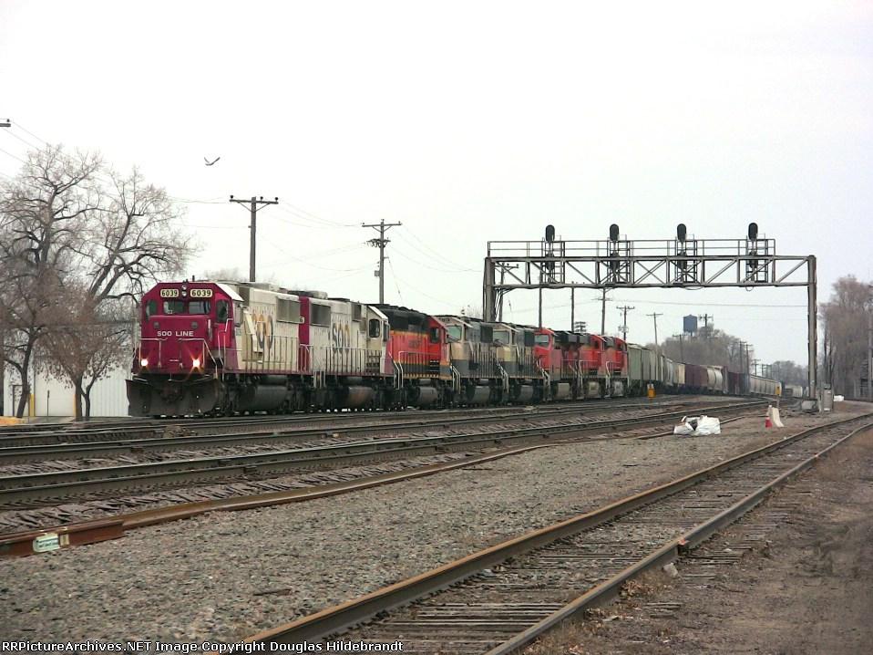 Big BN CP transfer