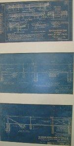NYC fencing blueprints