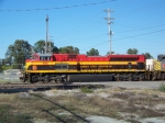 Kansas City Southern, in Northeast Arkansas!