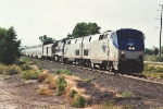 "Eastbound ""California Zephyr"""