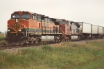 Westbound intermodal 