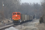 BNSF 9289 and there goes a full SD70ACe coal train,search over