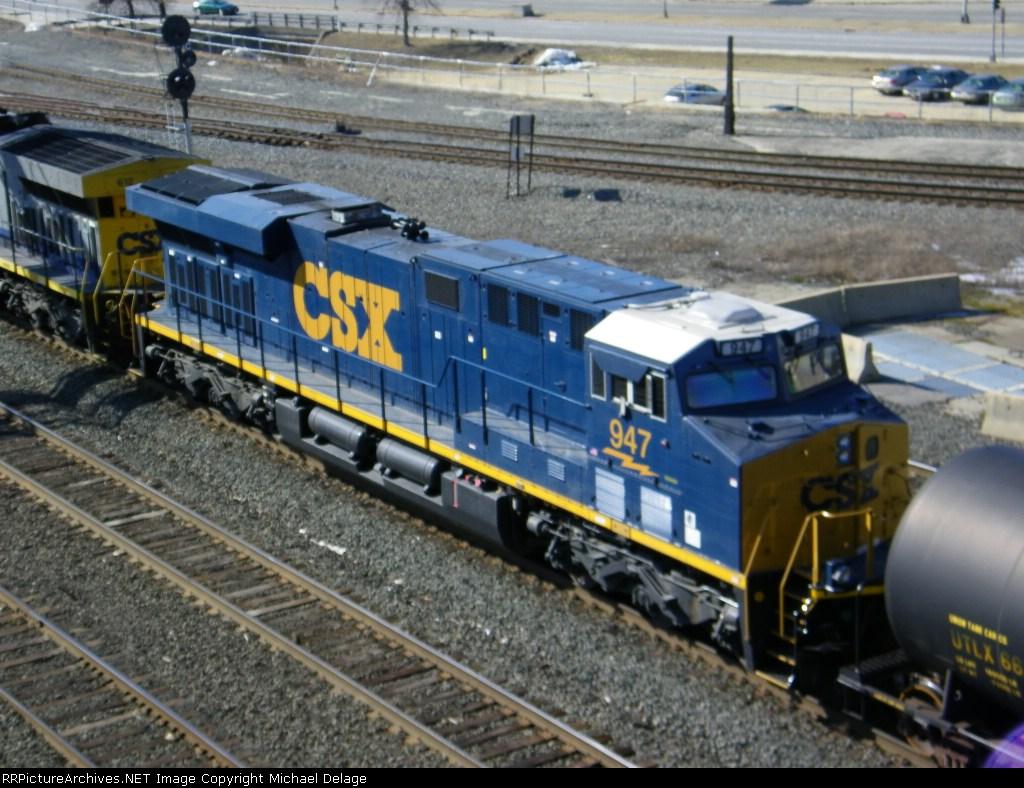 CSX 947
