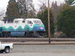 "VRE ""Sounder"" train"