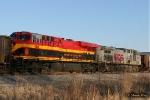 KCS ES44AC 4698