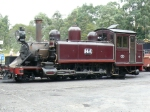 14A Waits outside Loco workshop for minor repair