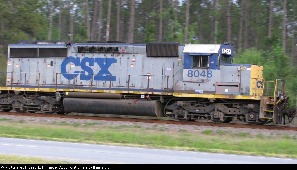CSXT 8048