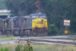 CSXT 460