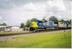 CSXT 4679