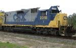 CSX 2318