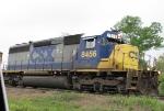 CSX 8456