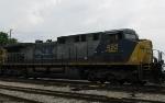 CSX 492