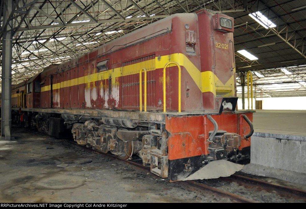 SAR Class 32-000 32-021