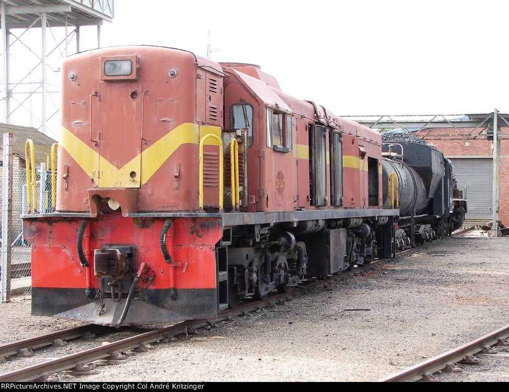 SAR Class 32-000 32-047