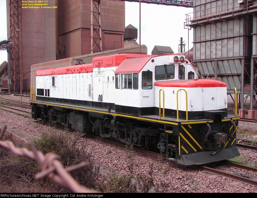 SAR Class 32-200 32-202