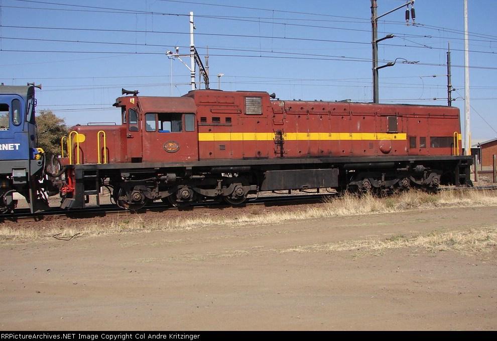 SAR Class 33-000 33-014