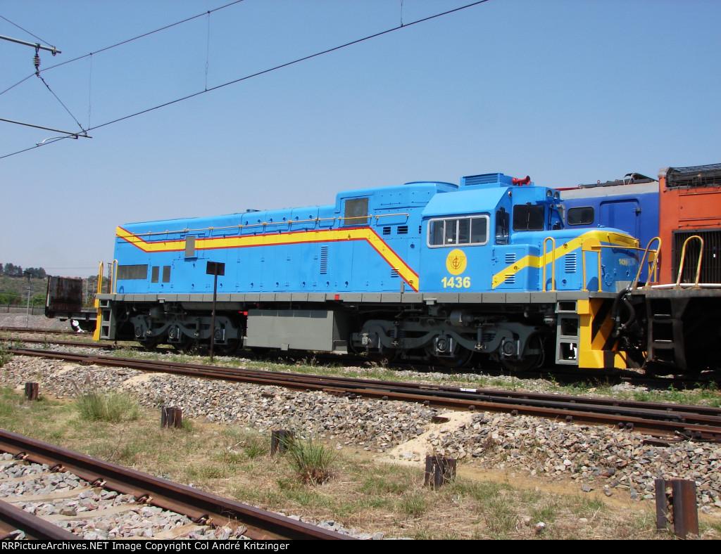 SAR Class 33-000 SCTP 1436