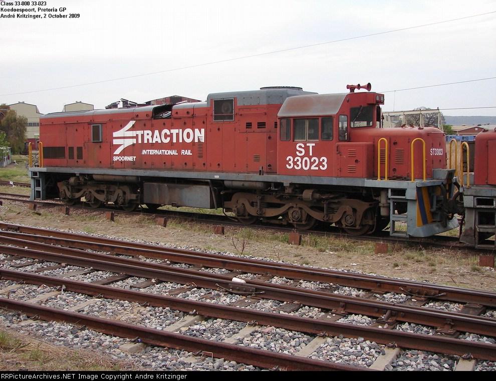 SAR Class 33-000 33-023