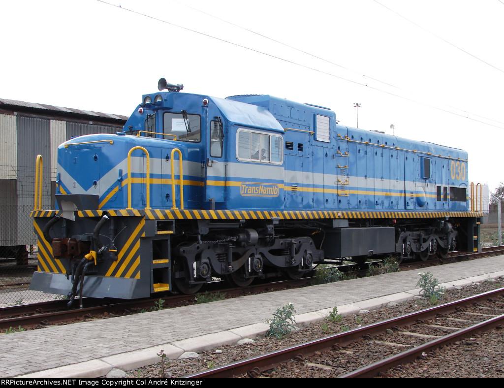 SAR Class 33-000 33-030