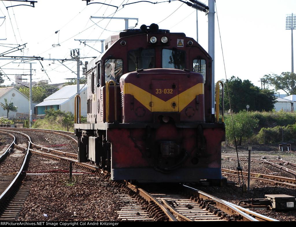 SAR Class 33-000 33-032