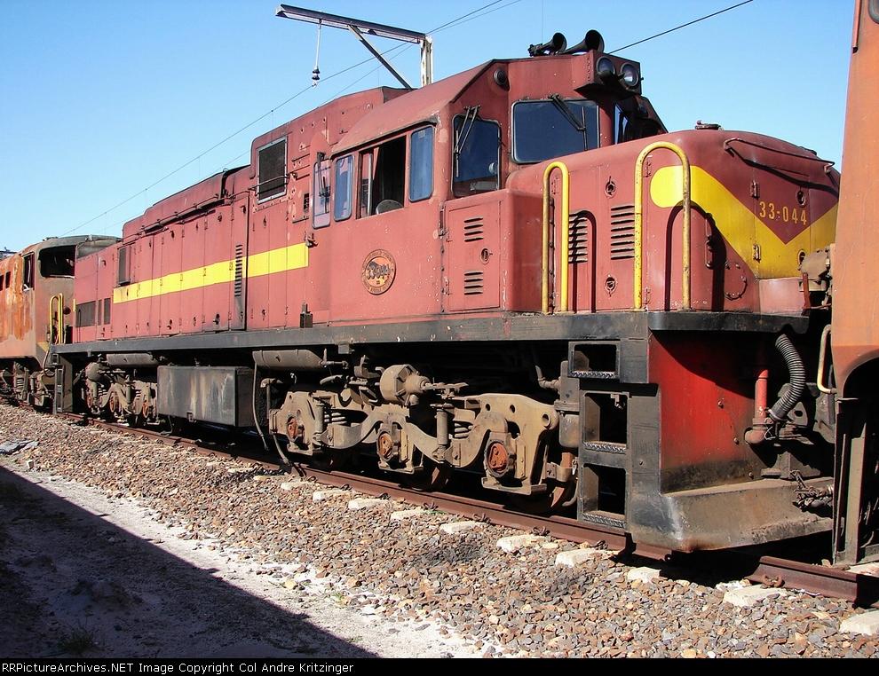 SAR Class 33-000 33-044