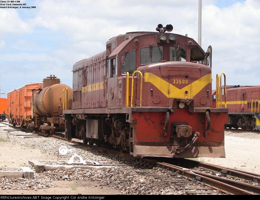 SAR Class 33-400 33-500