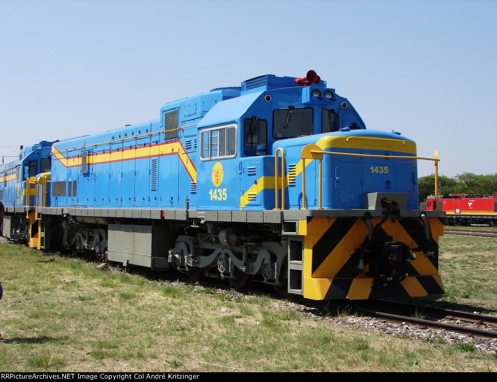SAR Class 33-400 SCTP 1435
