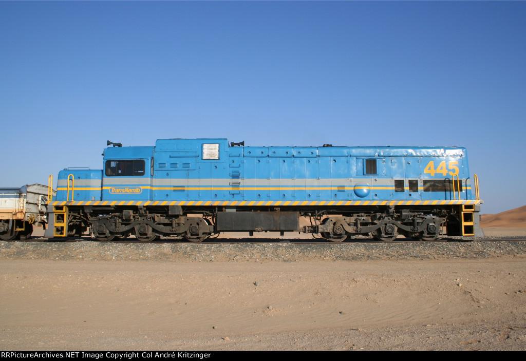 SAR Class 33-400 33-445