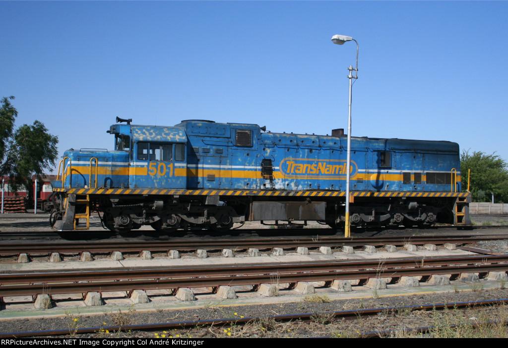 SAR Class 33-400 33-453