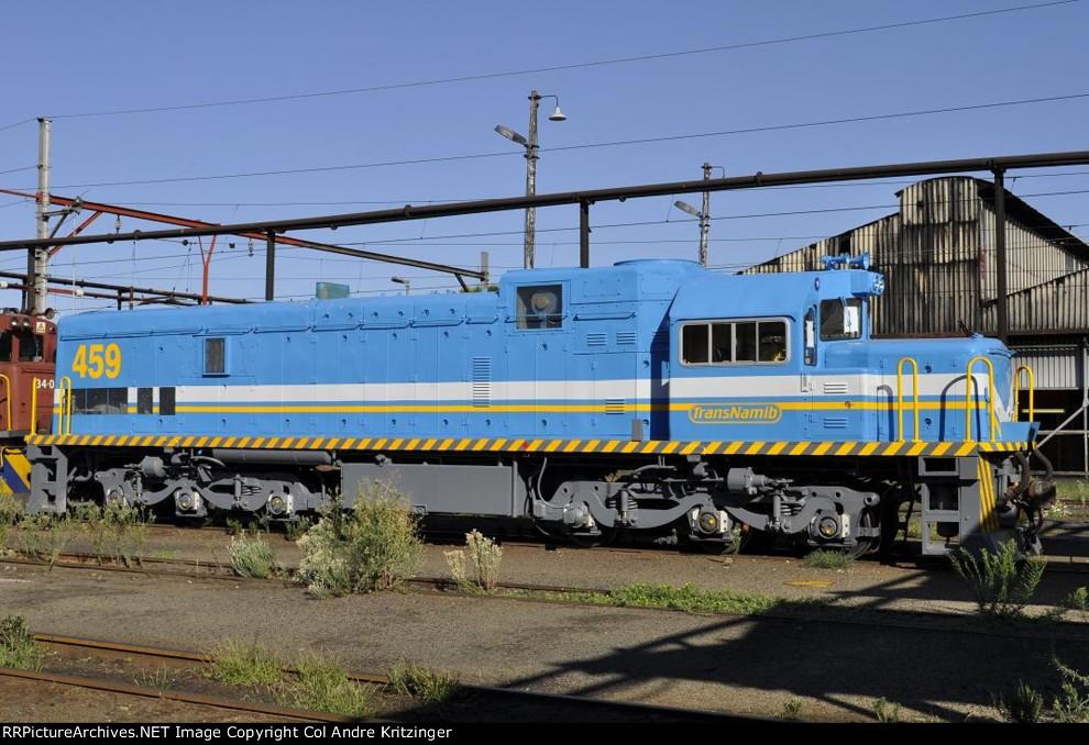 SAR Class 33-400 33-459