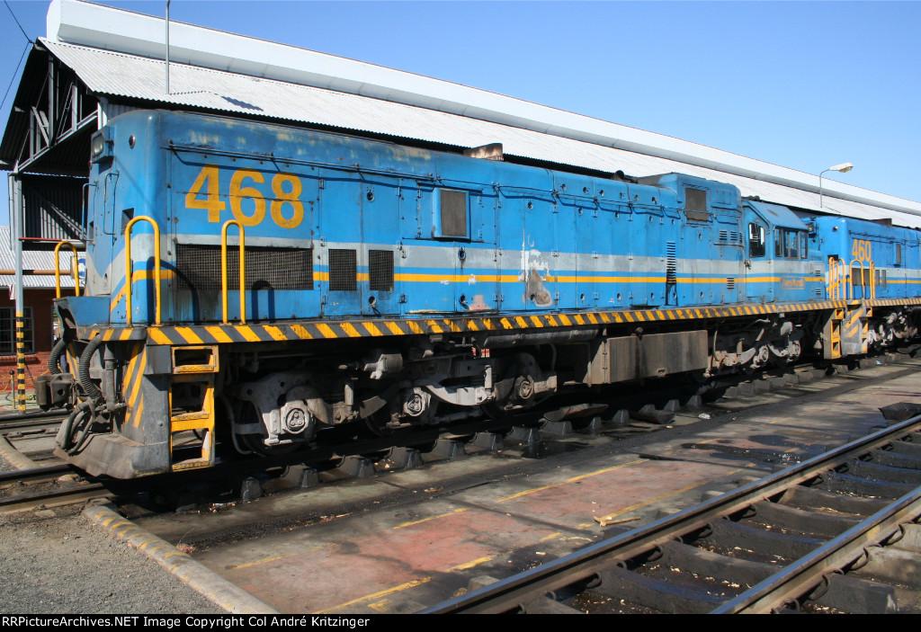 SAR Class 33-400 33-468