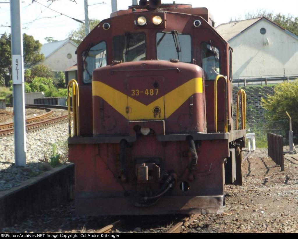 SAR Class 33-400 33-487