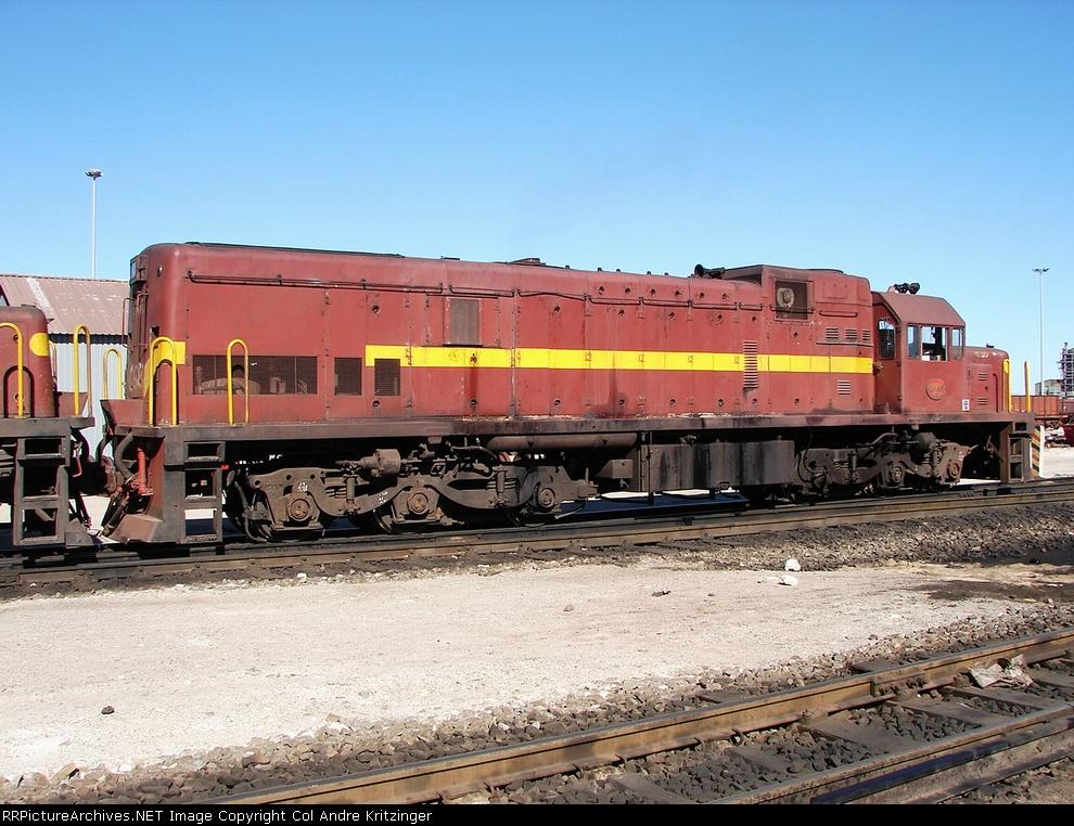 SAR Class 33-400 33-495