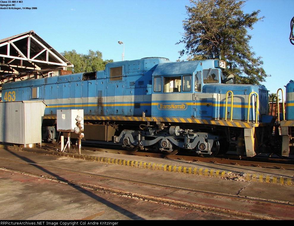 SAR Class 33-400 33-463