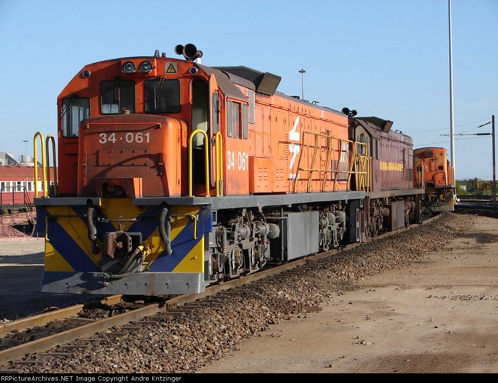 SAR Class 34-000 34-061