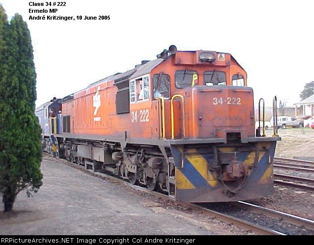 SAR Class 34-200 34-222
