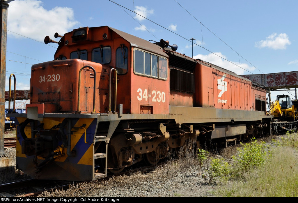 SAR Class 34-200 34-230