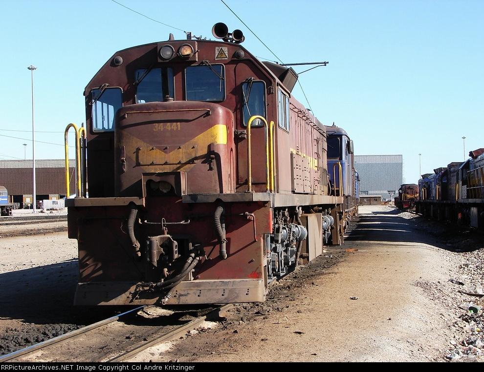 SAR Class 34-400 34-441