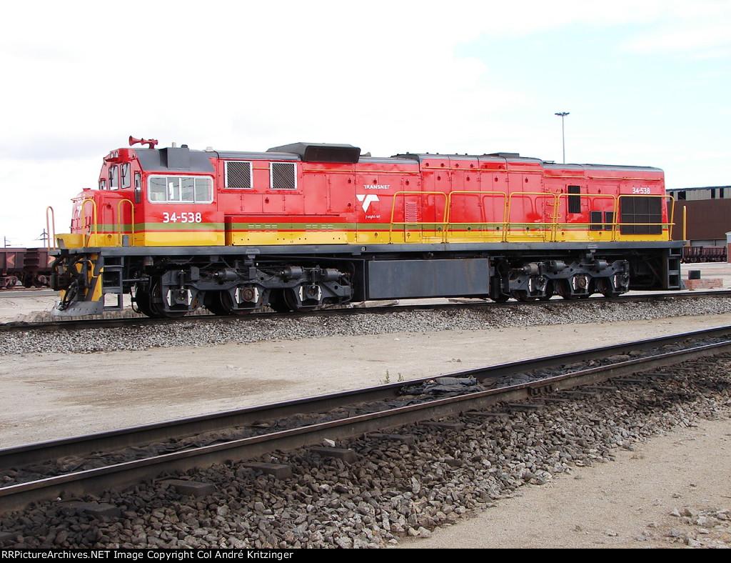 SAR Class 34-500 34-538