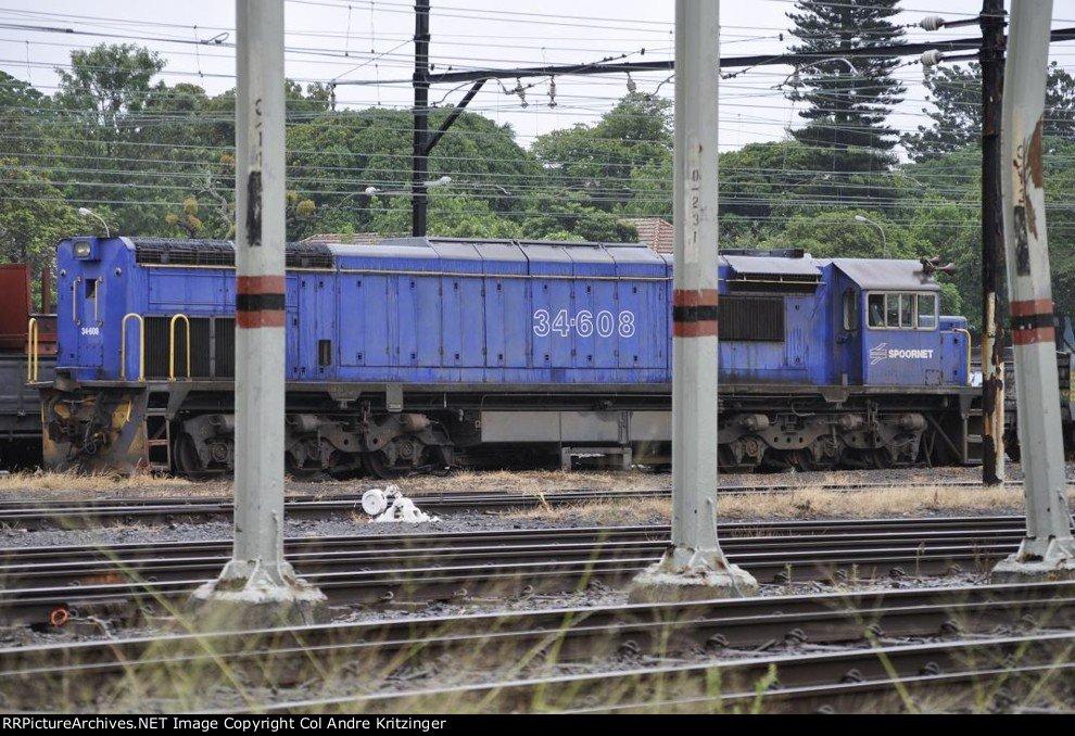 SAR Class 34-600 34-608