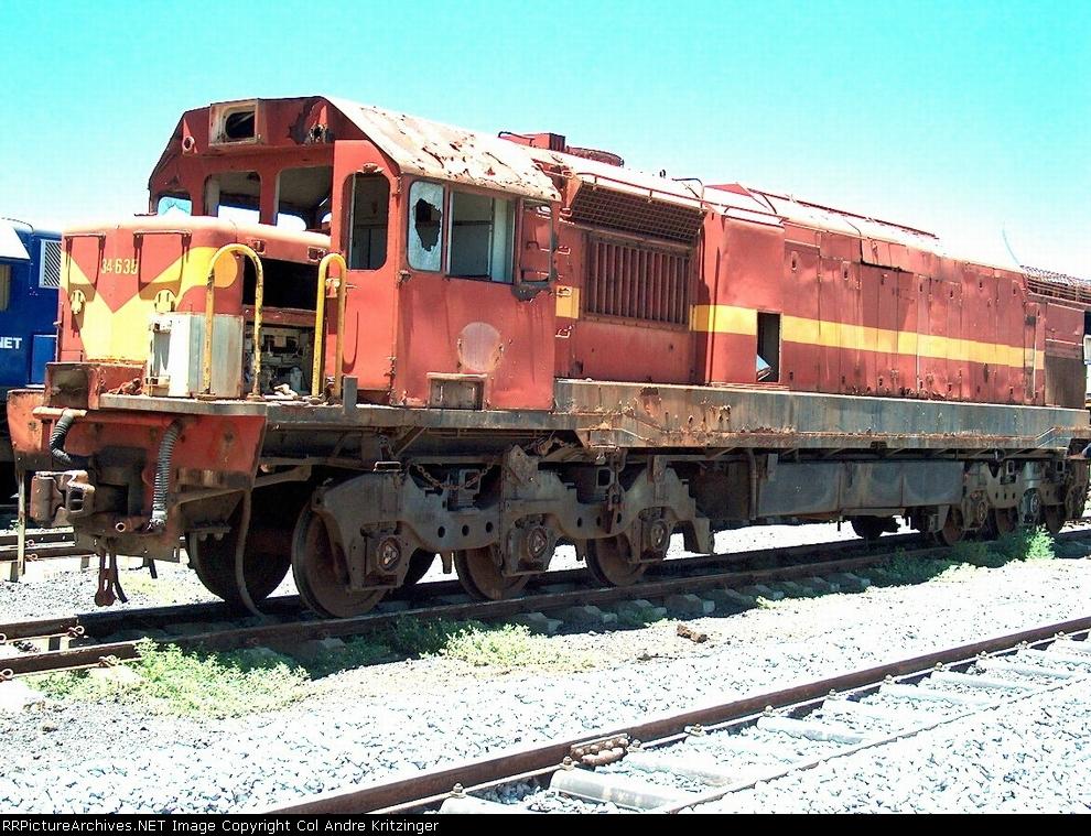SAR Class 34-600 34-635